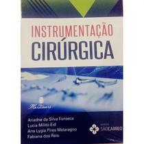 Livro - Instrumentação Cirúrgica - Fonseca - Martinari