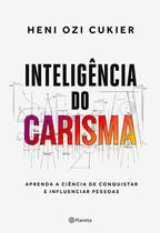Livro - Inteligência do Carisma -
