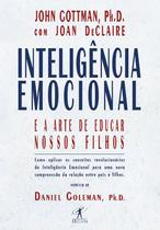 Livro - Inteligência emocional e a arte de educar nossos filhos -