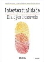 Livro - Intertextualidade - diálogos possíveis
