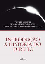 Livro - Introdução À História Do Direito -