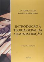 Livro - Introdução À Teoria Geral Da Administração -