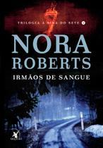 Livro - Irmãos de sangue (A Sina do Sete – Livro 1) -