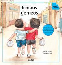 Livro - Irmãos gêmeos -
