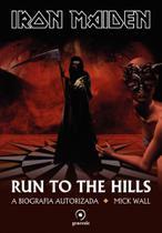 Livro - Iron Maiden - Run to the hills - a biografia autorizada