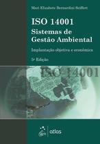 Livro - Iso 14001 Sistemas de Gestão Ambiental - Implantação Objetiva e Econômica -