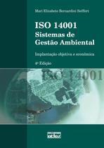 Livro - Iso 14001 Sistemas De Gestão Ambiental: Implantação Objetiva E Econômica -
