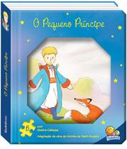 Livro - Janelinha lenticular - Minha aventura em quebra-cabeças: Pequeno príncipe -