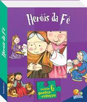 Livro - Janelinhas bíblicas: heróis da fé -