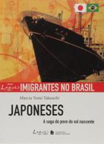 Livro - Japoneses - a saga do povo do sol nascente -