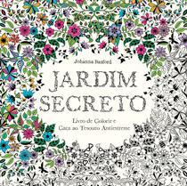 Livro - Jardim secreto -