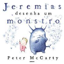Livro - Jeremias desenha um monstro -