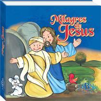 Livro - Jesus falou e fez! Milagres de Jesus -