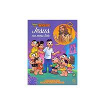 Livro - Jesus no meu lar - Turma da Mônica -