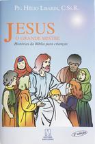 Livro - Jesus o grande mestre -
