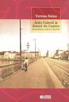 Livro - João Cabral & Josué de Castro conversam sobre o Recife -