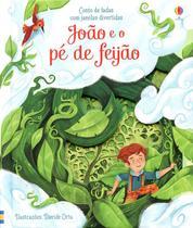 Livro - João e o pé de feijão: contos de fadas com janelas -