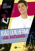 Livro - João Guilherme na estrada -