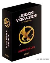 Livro - Jogos Vorazes - A trilogia -