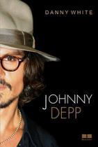 Livro - Johnny Depp -