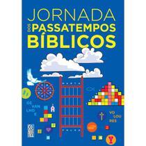 Livro Jornada dos Passatempos Bíblicos Editora Coquetel -