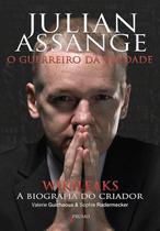Livro - Julian Assange - O guerreiro da verdade -
