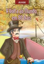 Livro - Júlio Verne: A volta ao mundo em 80 dias -