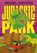 Livro - Jurassic Park -