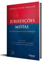 Livro - Jurisdições mistas -