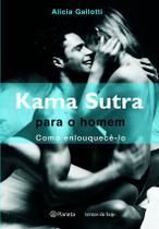 Livro - Kama sutra para o homem -