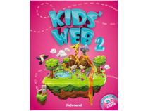 Livro Kids Web 2 Inglês 2º Ano - Richmond