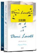 Livro - Kit Demi Lovato -