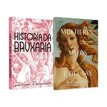 Livro - KIT Deusas e Bruxas -