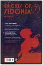 Livro - Knights Of Sidonia - Vol.07 - Jbc
