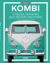 Livro - Kombi - A velha senhora que deixou saudades