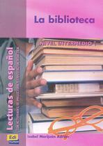 Livro - La Biblioteca Intermedio Libro -