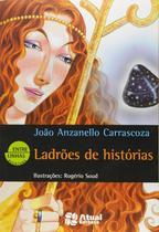 Livro - Ladrões de histórias -