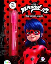 Livro - Ladybug - Meu diário de segredos -