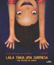 Livro - Laila tinha uma surpresa: uma história de Shabat -