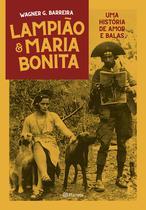 Livro - Lampião e Maria Bonita -
