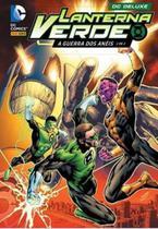Livro - Lanterna Verde: A Guerra dos Anéis 2 de 2 -