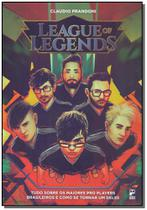 Livro - League Of Legends - Panda books