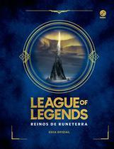 Livro - League of Legends: Reinos de Runeterra -