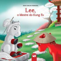 Livro - Lee, o Mestre do Kung Fu -