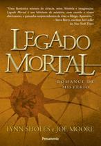 Livro - Legado Mortal Romance de Mistério -