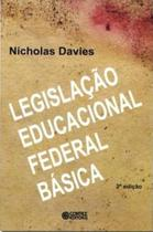 Livro - Legislação educacional federal básica -