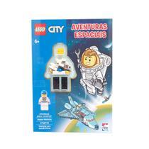 Livro - Lego city: Aventuras espaciais -