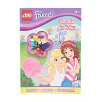 Livro - Lego friends: Um dia de folga -