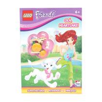 Livro - Lego® friends: Olá, heartlake! -