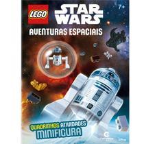 Livro - LEGO STAR WARS: AVENTURAS ESPACIAIS -